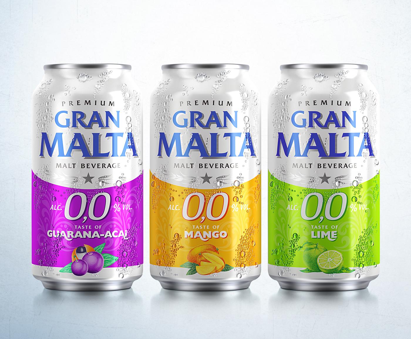 Gran Malta –napój słodowy