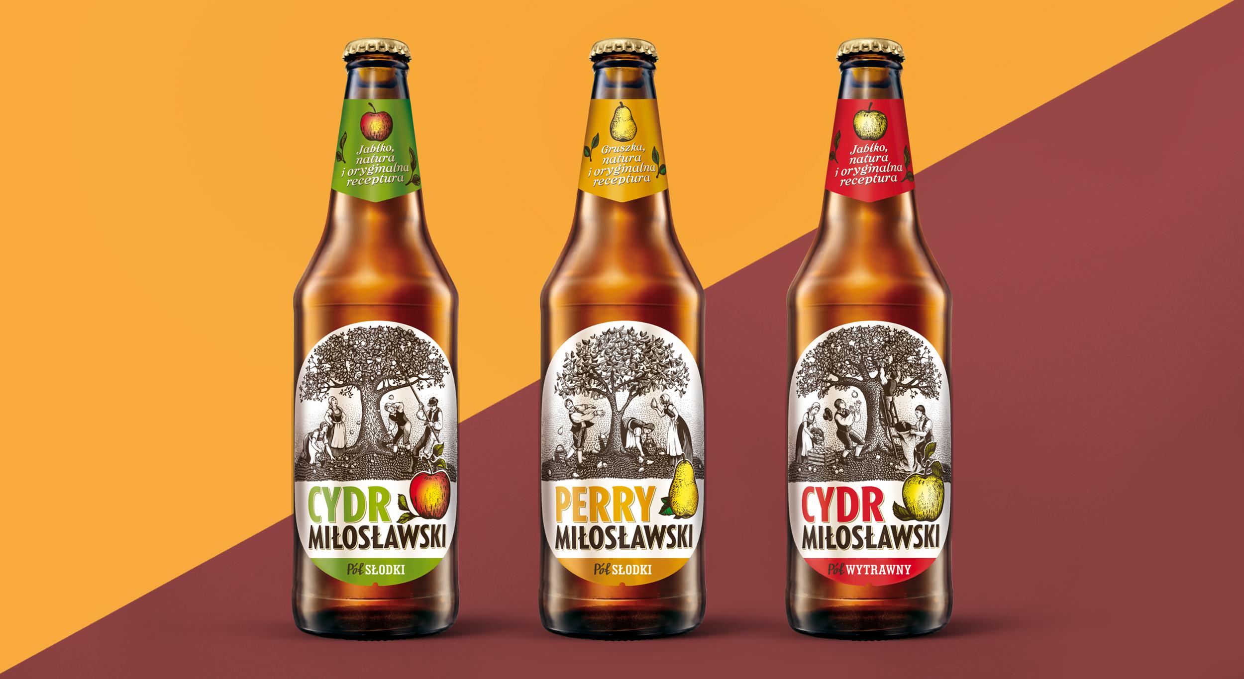 Miłosławski Cider and Perry